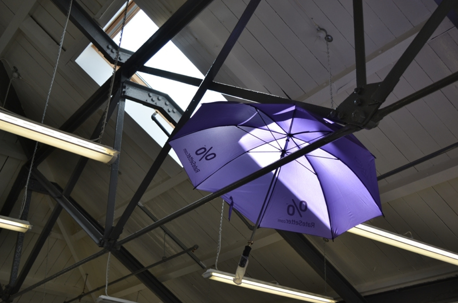 Boost Custom Printed Umbrellas