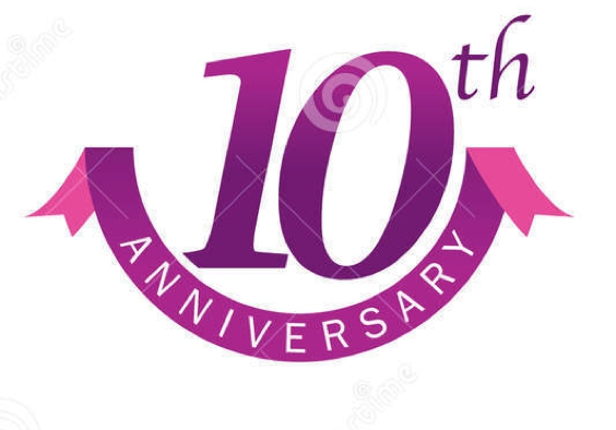 Boost Promotional Products 10th Anniversary Image